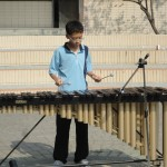 Xylophone - he did a good job